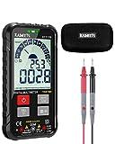 KAIWEETS 112B Digital Multimeter, intelligentes Messgerät palmgroßer Stromprüfer CAT III 600 V,...