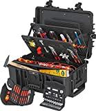 KNIPEX Werkzeugkoffer 'Robust45 Move' Elektro 00 21 37
