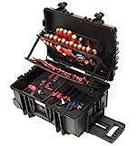 Wiha Werkzeug Set Elektriker Competence XXL gemischt 115-tlg. in Koffer (40524)