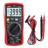 Multimeter UNI-T UT890D+ Effektivwert Voltmeter Amperemeter Ohmmeter AC/DC-Zählerstrom...