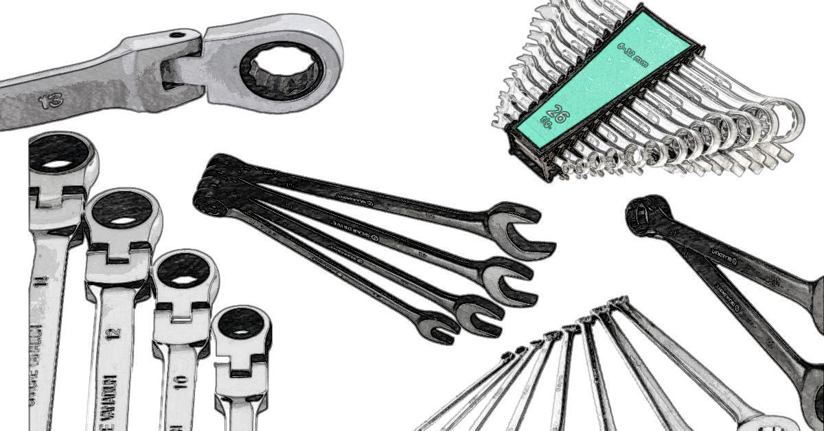 Die besten Ringschlüssel und Maulschlüssel - Wera, Wiha, Hazet, Bosch, Stanley