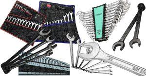 Die besten Schraubenschlüssel oder Gabelschlüssel oder Maulschlüssel - Wera, Wiha, Hazet, Bosch, Stanley