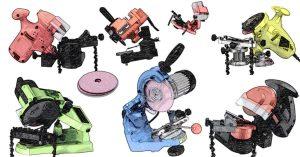 Die 6 besten Kettenschärfgeräte für Motorsägen