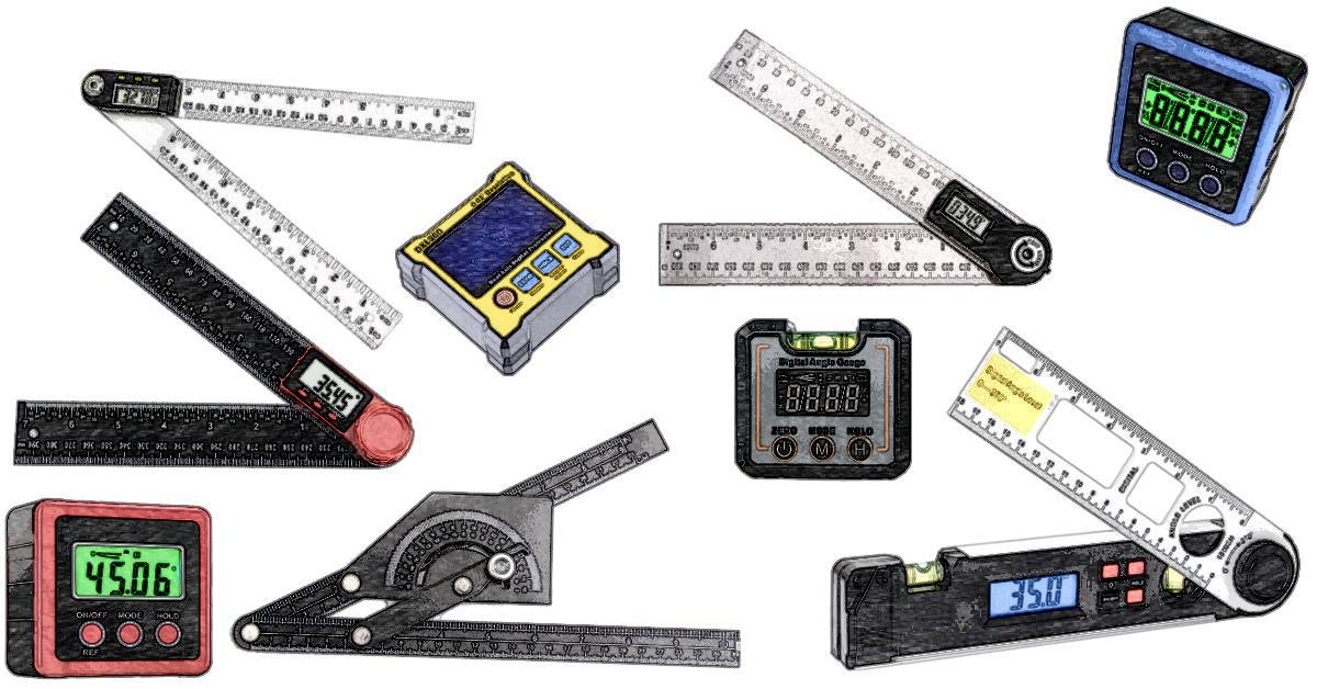 Die 11 besten Winkelmesser von Bosch, Sola und Stabila